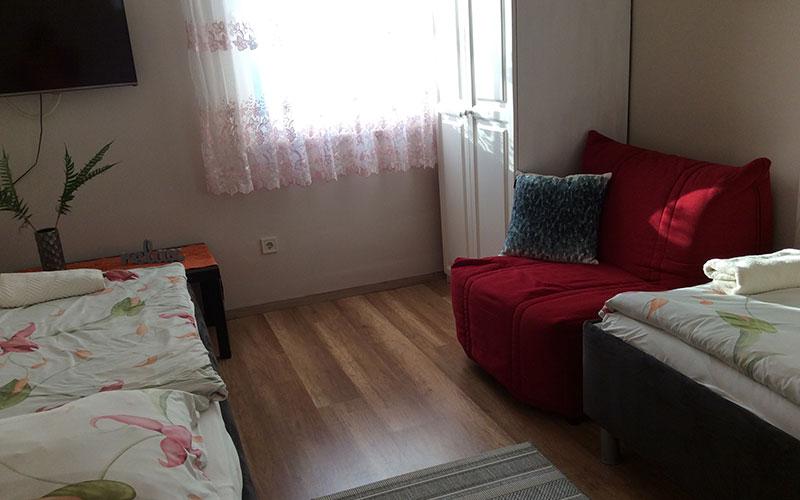 Hálószoba - Superior 2 hálószobás apartman