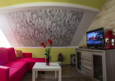 Standard tetőtéri apartman Egerben