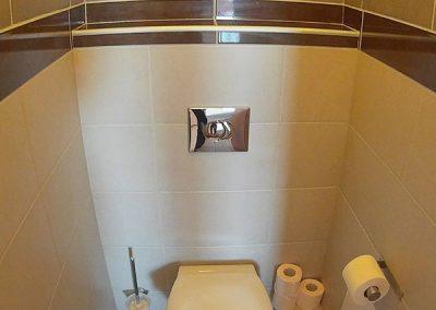 2 hálós superior WC