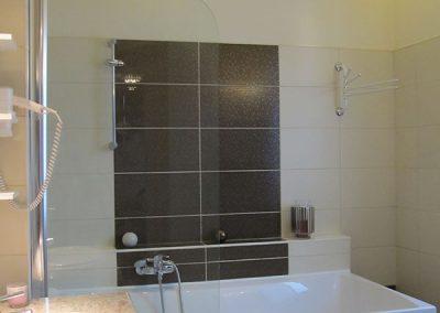 Fürdőszoba - 2 fős apartman Egerben