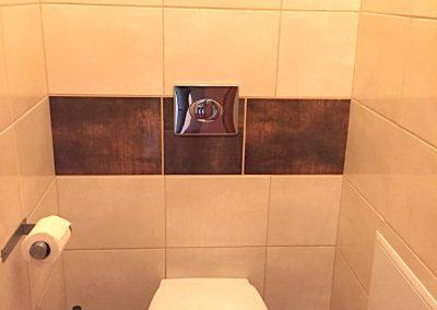 WC 1-es apartman