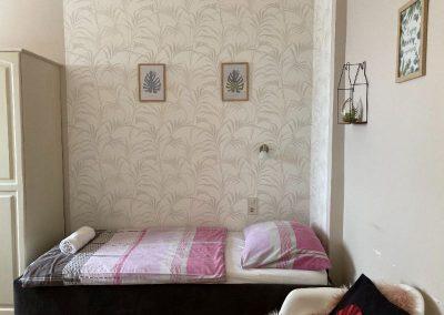 Superior 2 hálószobás apartman, hálószoba2
