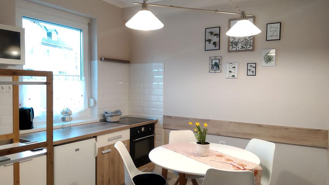 Komfort 2 hálószobás apartman
