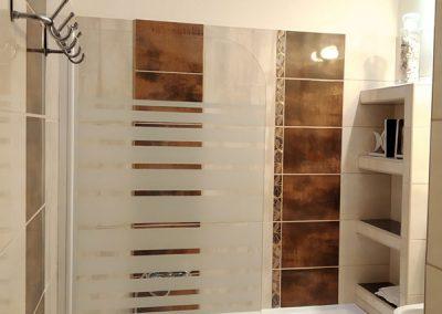 Fürdő - Komfort 2 hálós apartman, Eger