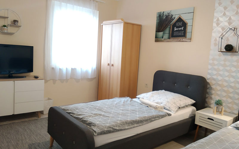Komfort 2 hálós apartman - Eger