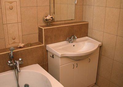 2 fős superior fürdő - Eger